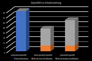 Vergleich der genutzten und der potenziellen Arbeitsleistung