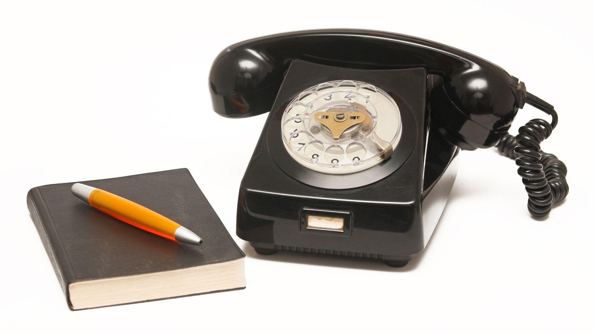 Analog Telefon